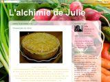 L'alchimie de Julie une magicienne de la cuisine… sans recette !